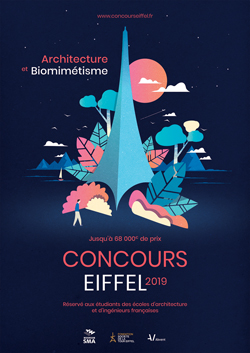 ConcoursEiffel 2019 Affiche