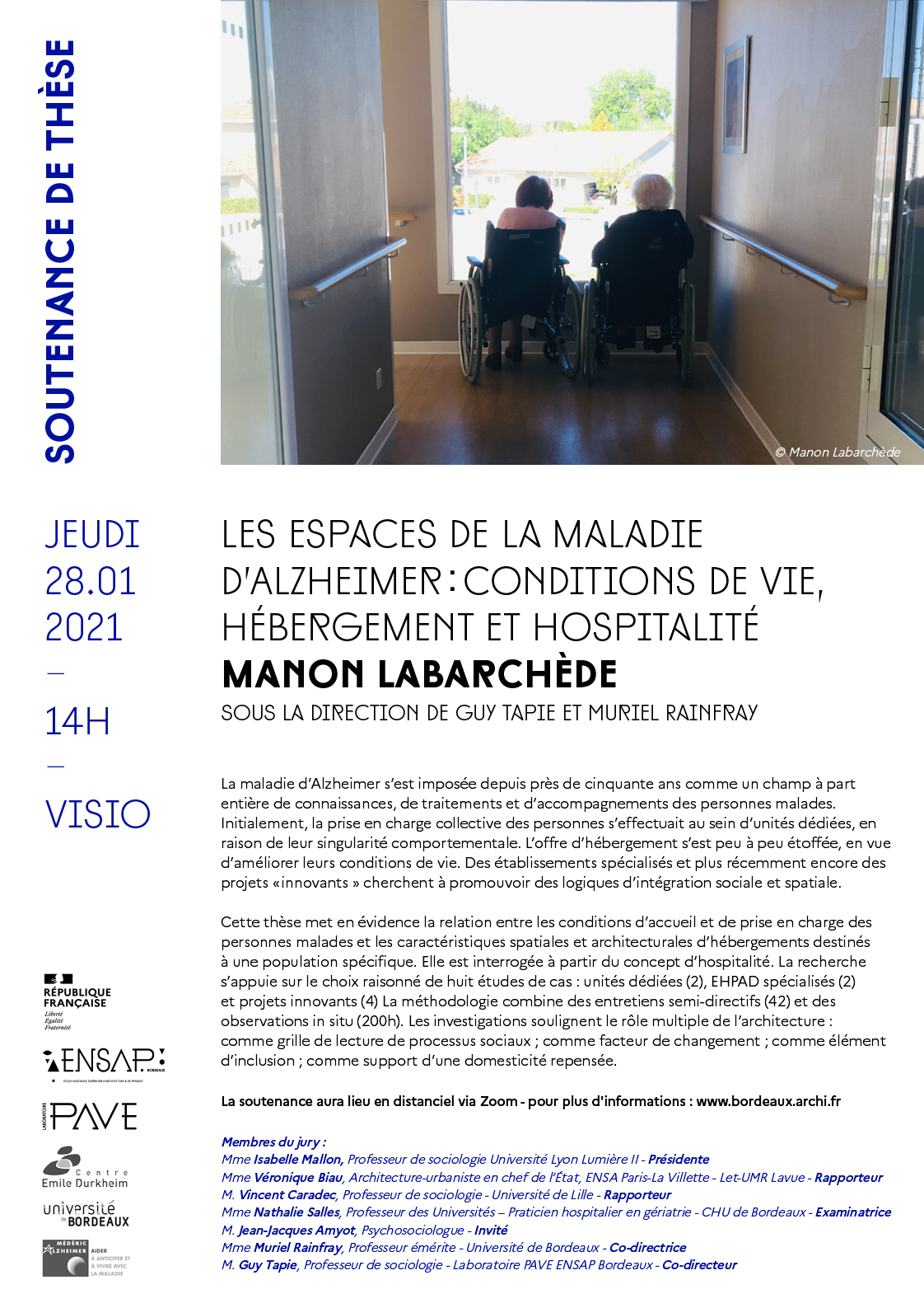 affiche these manon